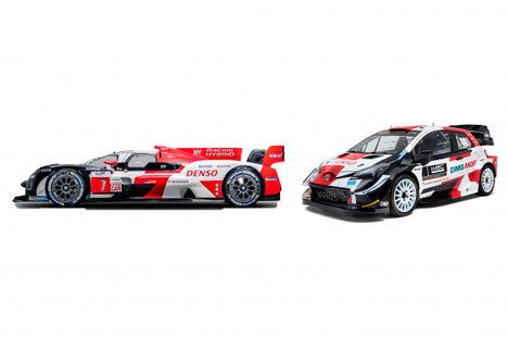 Toyota presenta sus nuevos Le Mans Hypercar