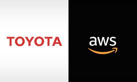 Toyota y Amazon Web Services
