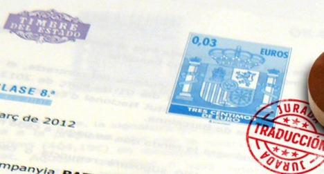 Las traducciones juradas pueden realizarse de forma online gracias a TraduccionesJuradas.Net