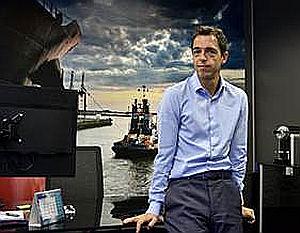 Alfonso Cordero, Presidente y Consejero Delegado de Transcoma Shipping.