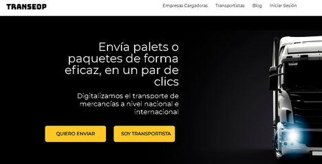 Transeop, el portal que revoluciona la logística, cuenta ya con 15.000 usuarios y mueve 1.700 cargas al mes