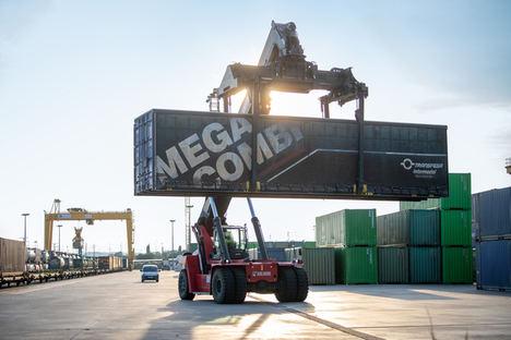 Transfesa Logistics y Slisa se adjudican contrato en la terminal de Sagunto