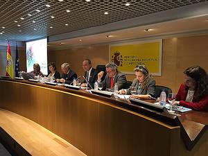 Transfiere Reunión Comité