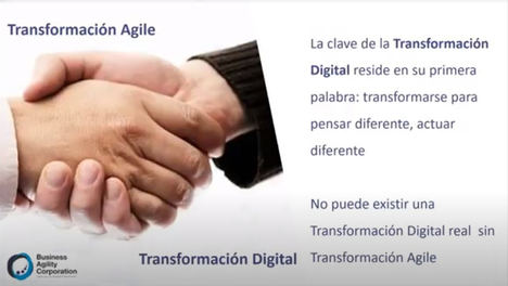 """Business Agility Corporation (BAC): """"No existe una Transformación Digital real sin una Transformación Agile en las organizaciones"""""""
