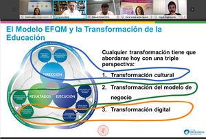 La transformación digital, indispensable en el nuevo modelo educativo
