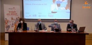 La Fundació Nova Feina y la Asociación Española de Fundaciones (AEF) celebran la jornada 'Transparencia y cumplimiento en el sector social valenciano'