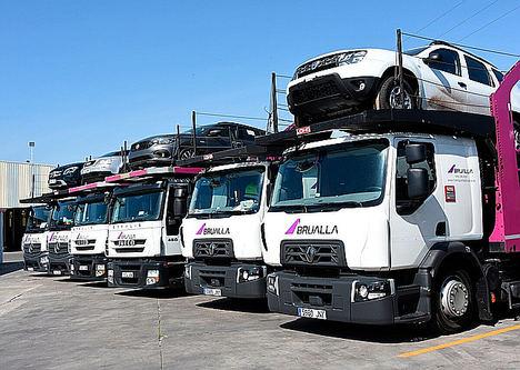 Transportes Brualla garantiza la máxima seguridad en todos los servicios contratados