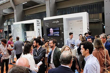 Más de 440 startups se presentan a la 3ª convocatoria de TrenLab, la aceleradora de Renfe que desarrolla Wayra