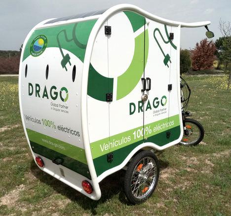Drago presenta sus vehículos de servicio, transporte urbano, carga y maquinaria de limpieza viaria 100% eléctricos en TECMA