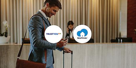 TrustYou se une a SiteMinder para optimizar la gestión de reservas hoteleras