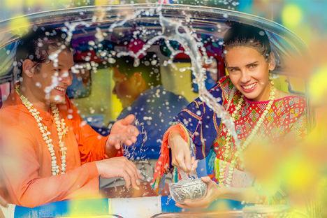 Tailandia da la bienvenida al nuevo año 2563