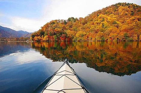 Planes para disfrutar de los paisajes otoñales de Nikko