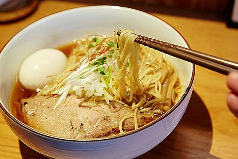 El ramen, un plato Estrella Michelin de Tokio