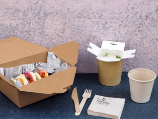 En Tus Fogones Catering, el primer catering Zero Waste