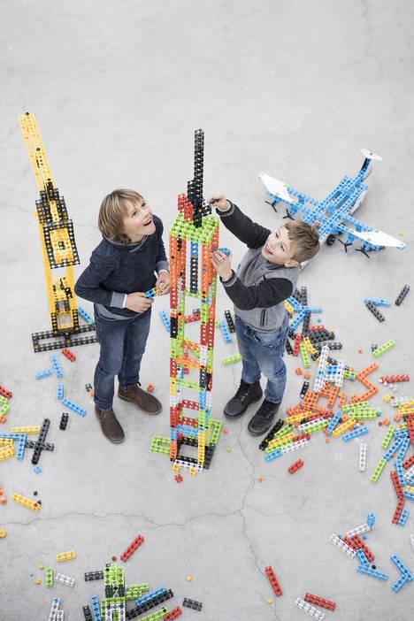 Twickto, el nuevo juego infantil de construcción, busca introducirse en el Retail español