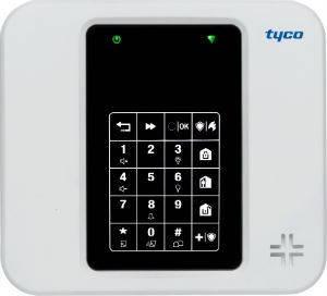 Tyco presenta su nuevo panel de seguridad SmartAlarm