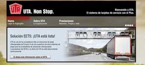 UTA coopera con la plataforma de transportes TimoCom