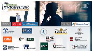 II Edición UNISMAD: empleo y prácticas exclusivas para universitarios