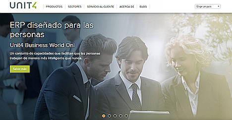 TEC-CUATRO mejora sus procesos con el software de gestión Unit4 Business World On!