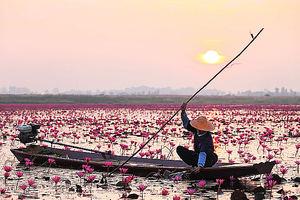 Udon-Thani, Tailandia.