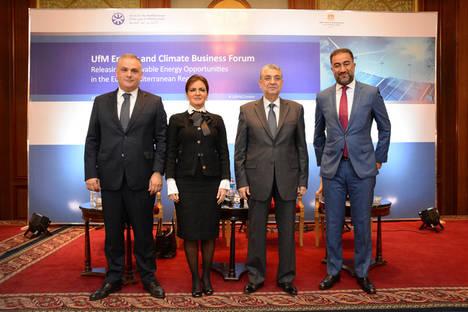 Un nuevo impulso a las inversiones en energía y acción contra el cambio climático en el Mediterráneo