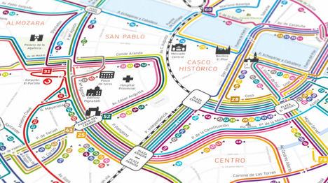 Zaragoza renueva el diseño de su sistema de transporte urbano y se alza con un EuropeanDesign Awards 2020