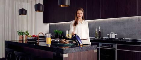 Una aspiradora de mano, el mejor complemento para facilitar la vida en casa