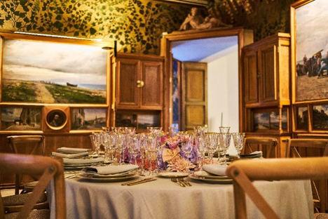Una cena Michelin en Casa Vicens