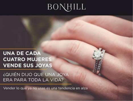 Una de cada cuatro mujeres divorciadas o separadas vende su anillo de boda