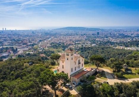 Una mansión de Barcelona diseñada por el arquitecto modernista Jeroni Granell i Manresa a subasta a través de Concierge Auctions