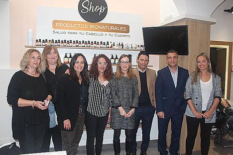 """Una peluquería pacense es galardonada a nivel europeo por su proyecto de """"Peluquería Saludable Sostenible"""""""