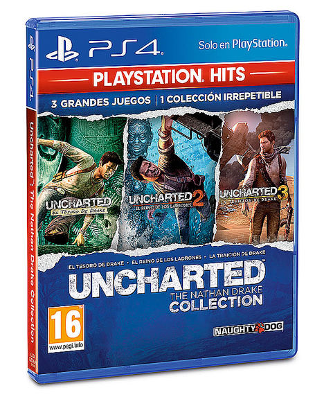 Ya disponible la segunda oleada de títulos de PlayStation® Hits