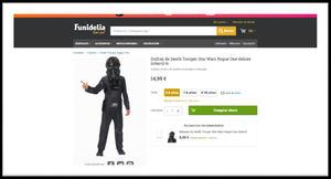 Un disfraz puede doblar el precio dependiendo de la tienda online en la que se compre