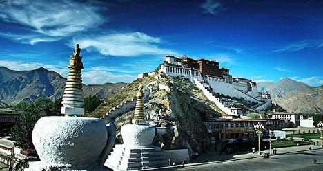 Un estudio con sensores remotos advierte sobre la frágil ecología del Tíbet