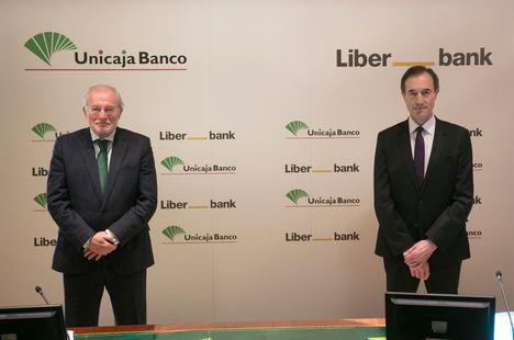 Los Consejos de Administración de Unicaja Banco y Liberbank aprueban el proyecto común de fusión