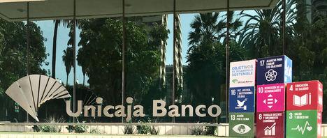 Unicaja Banco se suma un año más a la campaña #ApoyamoslosODS, impulsada por la Red Española del Pacto Mundial de Naciones Unidas