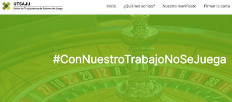 Los 300 trabajadores de los salones de juego de La Rioja se unen para defender sus puestos de trabajo