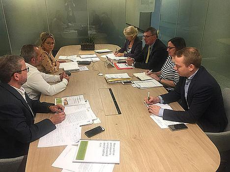 Unión de Uniones consigue el compromiso de la UE de homogeneizar los controles fitosanitarios a países terceros