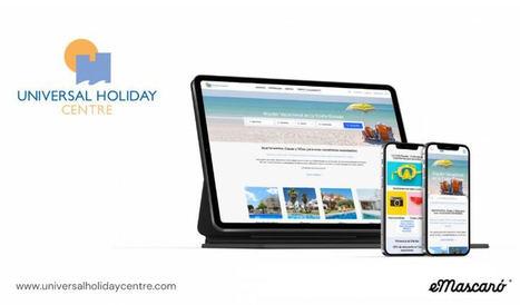 Universal Holiday Centre, alquileres turísticos en la Costa Dorada, un proyecto de eMascaró