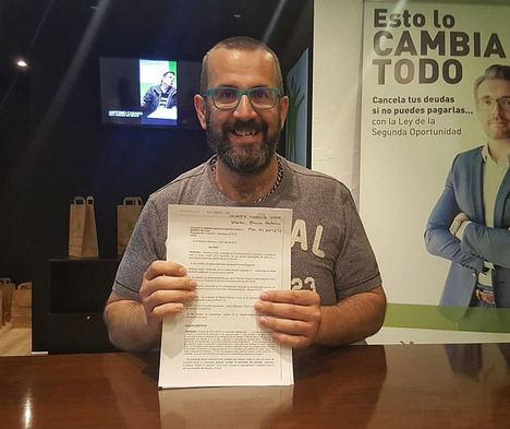 Un juez de Manresa libera a un residente de una deuda de más de 56.000 € con la Ley de la Segunda Oportunidad