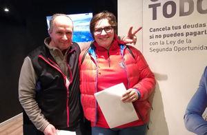 Un juzgado de Girona libera a un matrimonio de todas sus deudas por la Ley de la 2ª Oportunidad