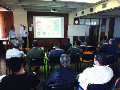 NSK Turquía organiza jornadas de formación para clientes de la industria siderúrgica