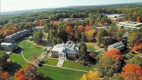 Un residencial en la prestigiosa Babson College, uno de los valores del Máster en Design Thinking de EAE