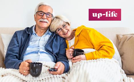 """Amatech Group promueve el cuidado y atención de la 3ª edad con el desarrollo de la plataforma audiovisual """"UP-LIFE"""""""
