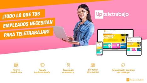 Nace Up Teletrabajo, una plataforma para sacar el máximo partido a la flexibilidad laboral