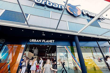 Urban Planet, reconocida como mejor cadena en centro comercial por la Asociación Española de Centros Comerciales