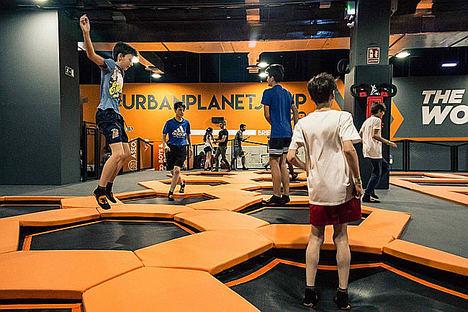 Urban Planet invierte 3 millones en el mayor centro de ocio familiar indoor de España