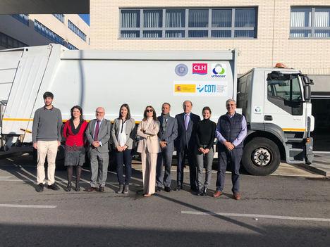 Urbaser y CLH investigan con éxito la obtención de combustible a partir de residuos plásticos