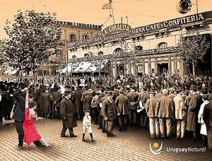 Uruguay celebra el centenario de 'La Cumparsita', el tango más universal