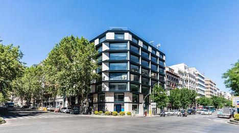 MVGM va a gestionar el edificio Velázquez 34